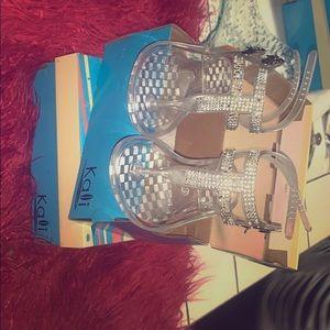 Pair of kalis sandals
